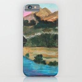 Lake Las Vegas iPhone Case