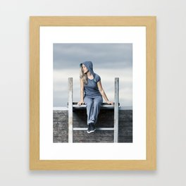 Ainwear Framed Art Print