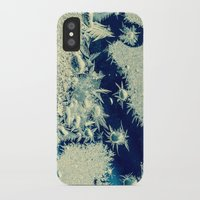 jack frost iPhone & iPod Cases featuring jack frost by Bonnie Jakobsen-Martin