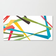 Banners Canvas Print