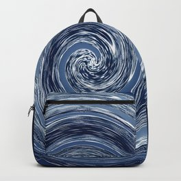 thoughts go round Backpack