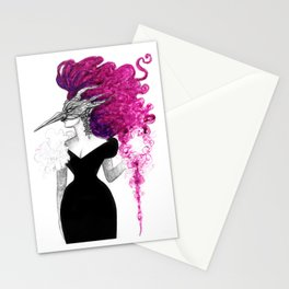 Goblin Queen Stationery Cards