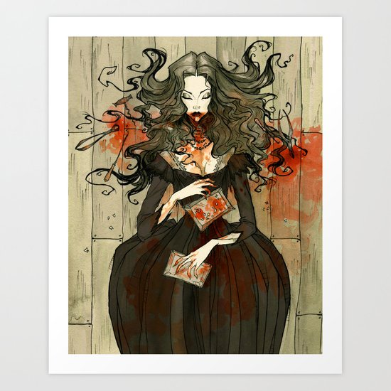 Berenice Art Print