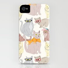 Accessory Cats Slim Case iPhone (4, 4s)