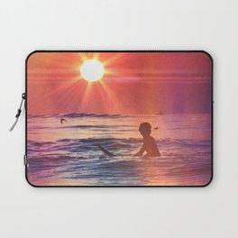 Vivid Summer Laptop Sleeve