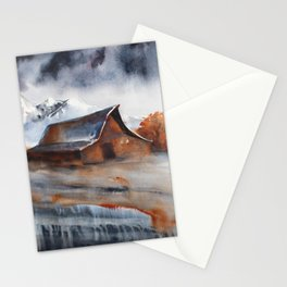 Moulton Barn Stationery Cards