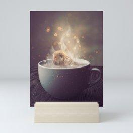 Snuggery Mini Art Print