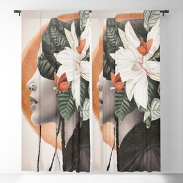 In Bloom 20 Blackout Curtain