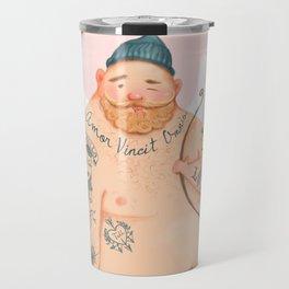 Fat Cupido Travel Mug