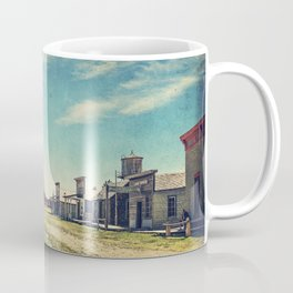 Old Western Town Coffee Mug