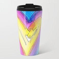 Spring Heart Travel Mug