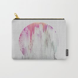 RESURRECTION VOL.I ABSTRACT GEOMETRIC MINIMAL ART Carry-All Pouch