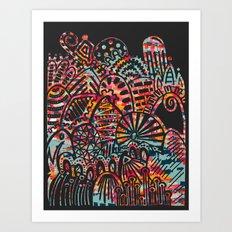 Imprint IV Art Print