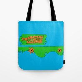 Mystery Machine Tote Bag