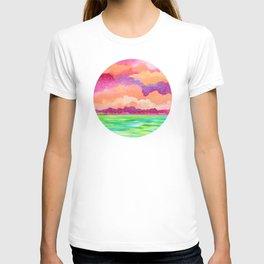 Abstract Seascape III T-shirt