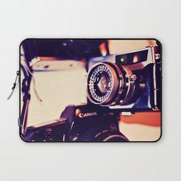 camera love Laptop Sleeve