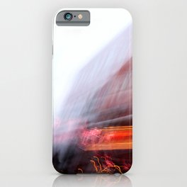 Malmo In Motion 1 iPhone Case
