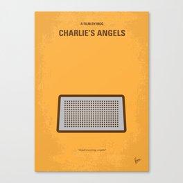 No273 My Charlies Angels mmp Canvas Print