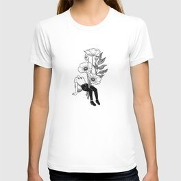 Let me bloom T-shirt