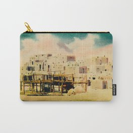 Dreaming of Taos Pueblo Carry-All Pouch