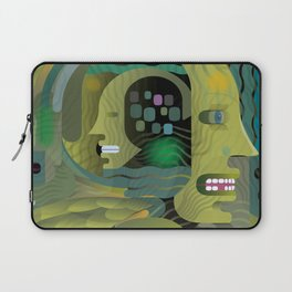 Race Against Time Laptop Sleeve