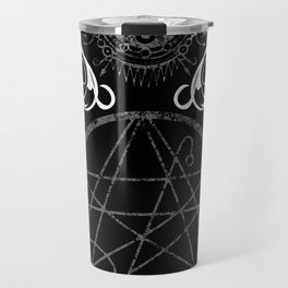 Respect Your Elder Gods Travel Mug