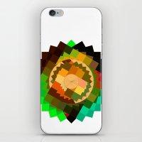 vertigo iPhone & iPod Skins featuring Vertigo by eff.