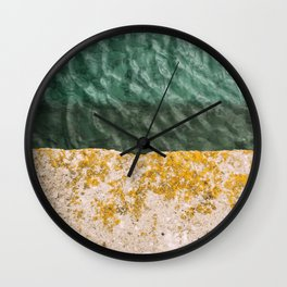 Government dock Wall Clock