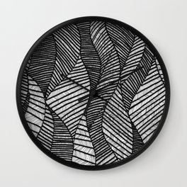 City Window Wall Clock