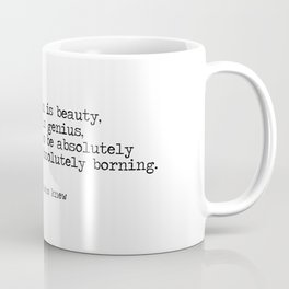 Be Ridiculous Coffee Mug