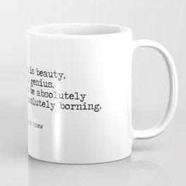 Be Ridiculous Coffee Mug