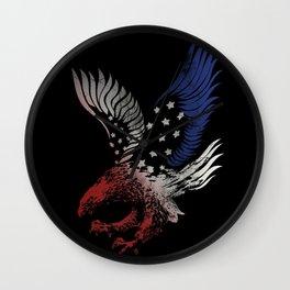American Eagle. Wall Clock