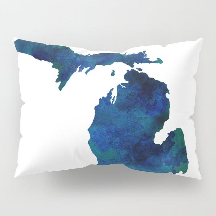Michigan Pillow Sham