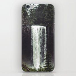 Oregon Falls iPhone Skin