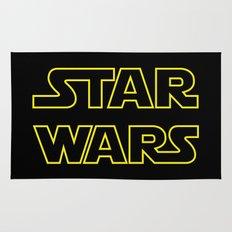 Star Logo Wars Rug