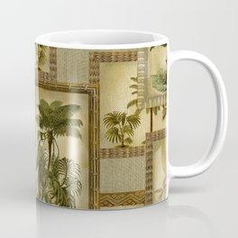 island palms Coffee Mug