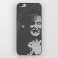 jessica lange iPhone & iPod Skins featuring Jessica Lange  by BeeJL