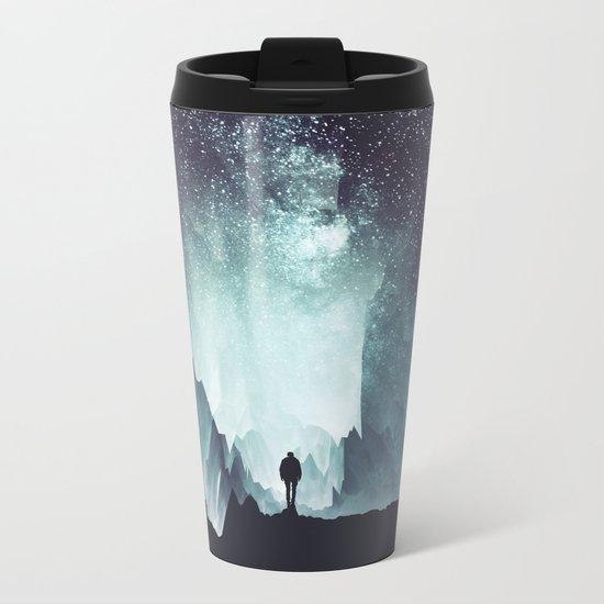 Northern Metal Travel Mug