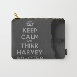 KEEP CALM - HARVEY SPECTER SUITS Carry-All Pouch