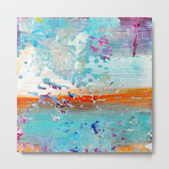 color splash #3 Metal Print