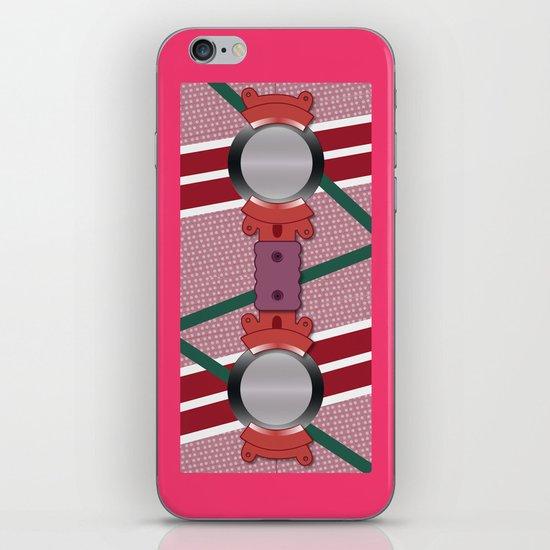 Minimalist Hoverboard iPhone & iPod Skin