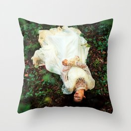 Sleep Tight Throw Pillow