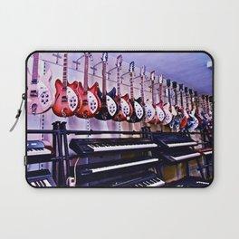 Guitar Shop Laptop Sleeve