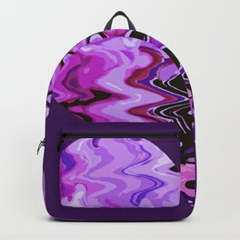 purple heart Backpack
