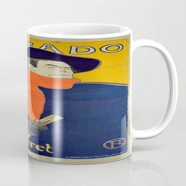 Vintage poster - El Dorado Coffee Mug