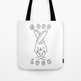 Finger Crossed, Good Luck Tote Bag