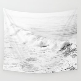 Pacific Ocean from Manhattan Beach Wall Tapestry