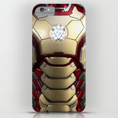 iron/man mark XLII restyled for samsung s4 Slim Case iPhone 6 Plus