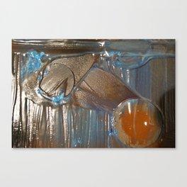 Smelting Metal Canvas Print