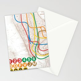 What the Future Awaits for New York I Stationery Cards